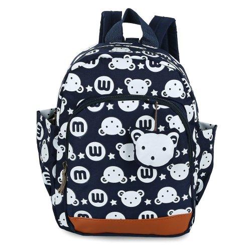 ab7b7036d1 Hotrose Children Backpack Toddler School Bag Cute Rabbit Rucksack with  Reins for Baby Boys and Girls (Dark Blue) on OnBuy