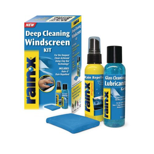 Rain X Deep Cleaning Windscreen Kit