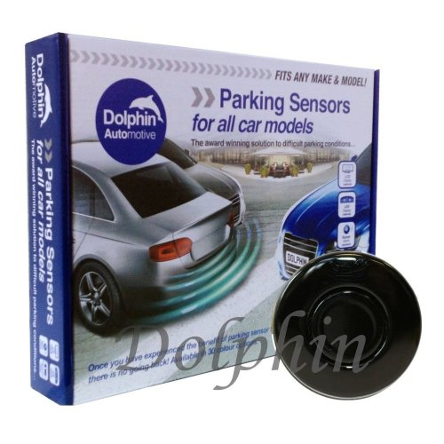 Dolphin Parking Sensors - Black