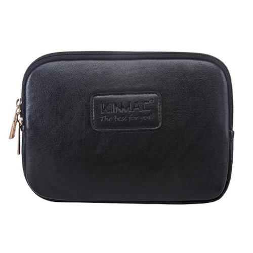 Black PU Leather Phone Case Pouch Coin Purse
