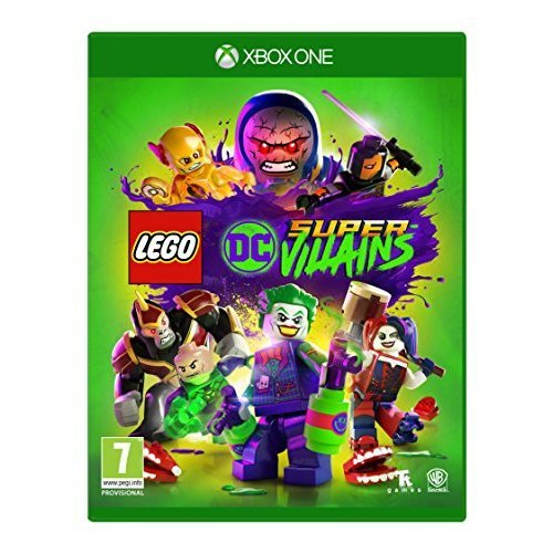 LEGO DC Super-Villains (Xbox One) (New)