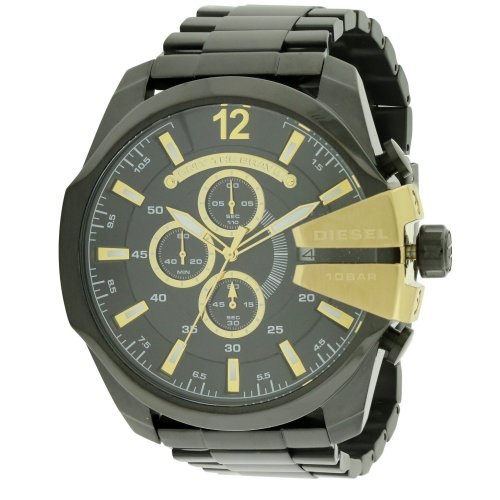 Diesel Mega Chief Mens Watch DZ4338