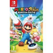 Mario and Rabbids Kingdom Battle Video Game Nintendo Switch