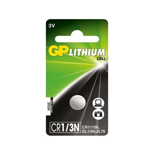 GP Batteries Lithium Cell CR1/3N Lithium 3V non-rechargeable battery