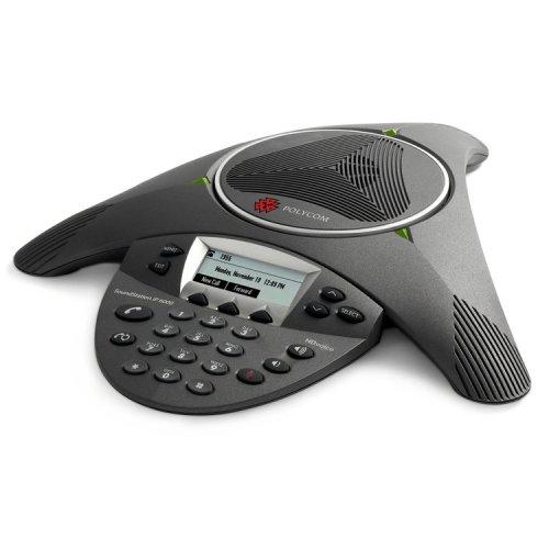 Polycom SoundStation IP 6000 teleconferencing equipment