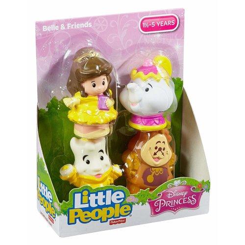 Disney Princess Belle & Friends (FisherPrice) Little People