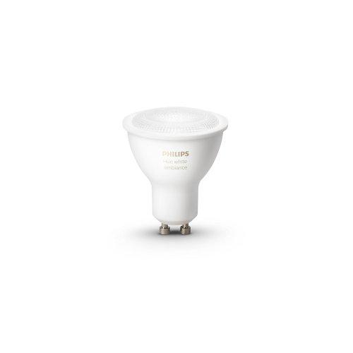 Philips Hue White Ambiance Wireless Lighting 5.5 W GU10 LED Spot Light