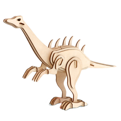 3D Puzzle Educational Toys Christmas Gift for Kids Dinosaur Series 2 Pcs
